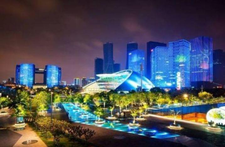 杭州最新一轮照明规划通过政府批复,计划范围扩展到市区全域塑封机